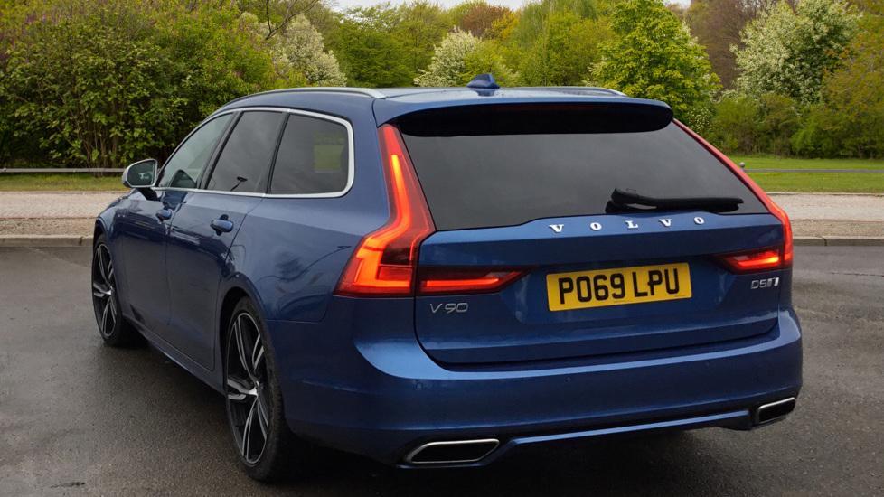 Volvo V90 2.0 D5 PowerPulse R DESIGN 5dr AWD Geartronic image 2