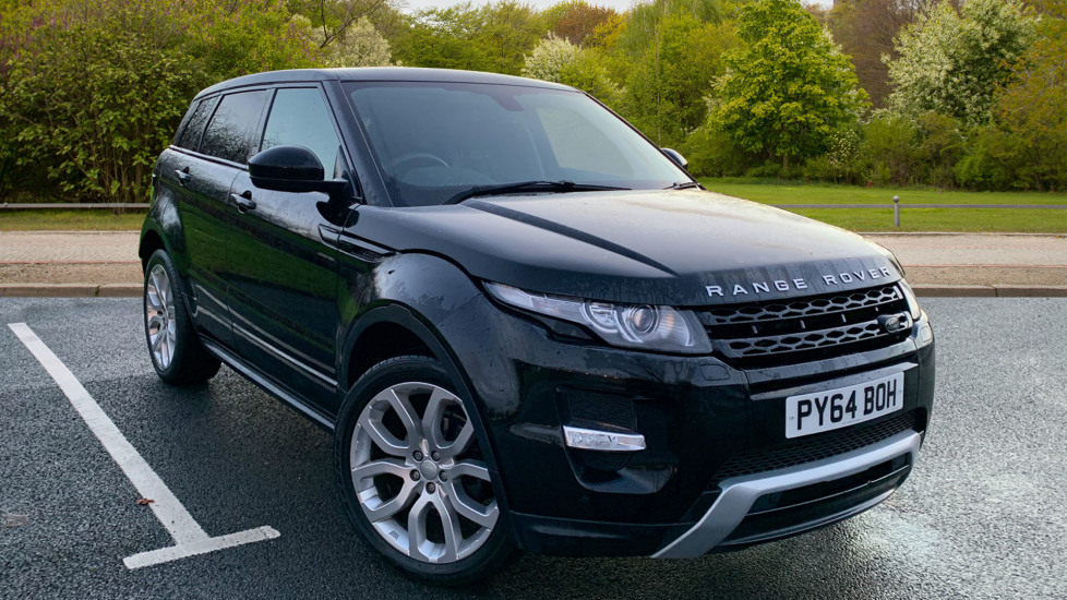 Land Rover Range Rover Evoque 2.2 SD4 Dynamic 5dr [9] Diesel Automatic Hatchback (2014  ) image