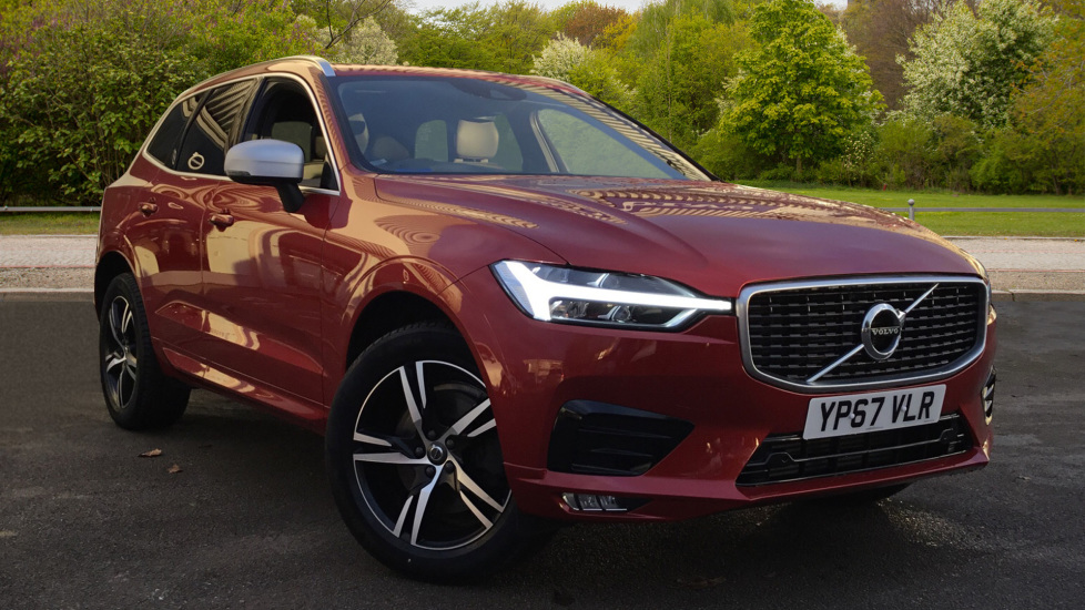 Volvo XC60 2.0 T5 R DESIGN 5dr AWD Geartronic with Sensus Navigation and DAB Radio Automatic Estate (2017) image