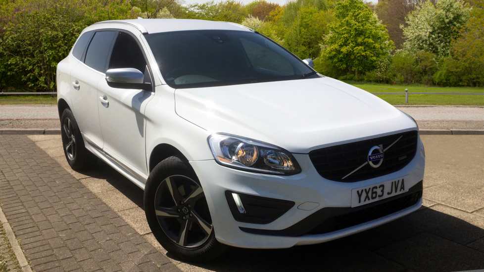 Volvo XC60 D4 [163] R DESIGN 5dr Geartronic - Rear Privacy Glass, Heated Front Seats 2.0 Diesel Automatic Estate (2013) image