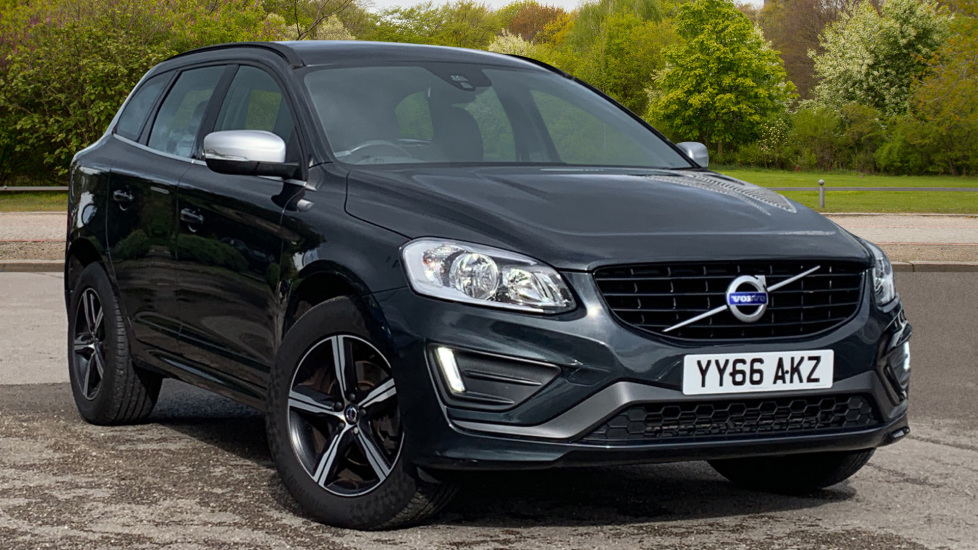 Volvo XC60 D4 [190] R DESIGN Nav - Sensus Navigation/Connect, Rear Park Camera 2.0 Diesel 5 door Estate (2016) available from Volvo Gatwick thumbnail image