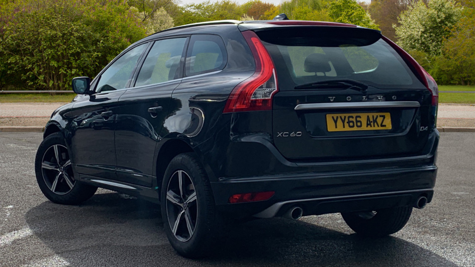 Volvo XC60 D4 [190] R DESIGN Nav - Sensus Navigation/Connect, Rear Park Camera image 2 thumbnail