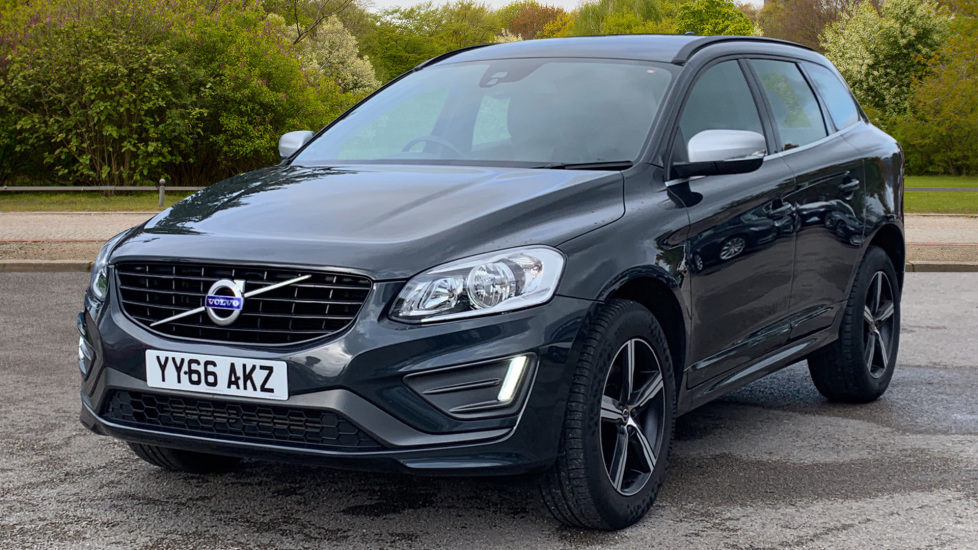 Volvo XC60 D4 [190] R DESIGN Nav - Sensus Navigation/Connect, Rear Park Camera image 9 thumbnail