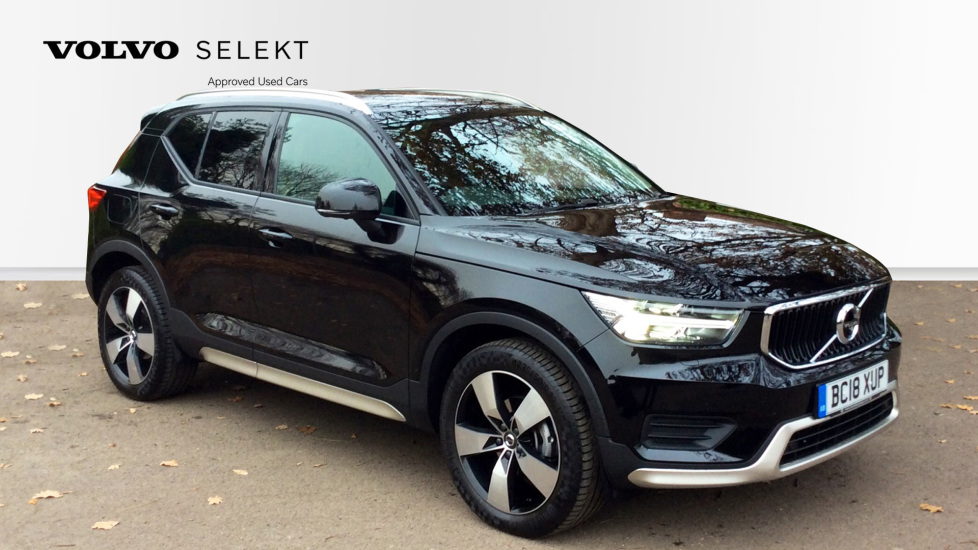 Volvo Xc40 Used Cars For Sale Selekt Approved