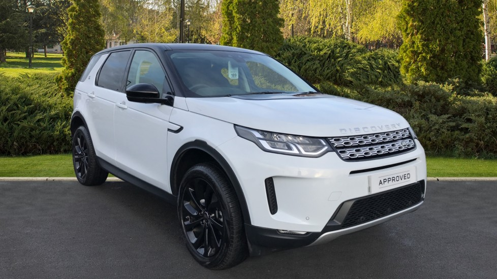 Land Rover Discovery Sport 2.0 D180 S 5dr Diesel Automatic 4x4 (2020)