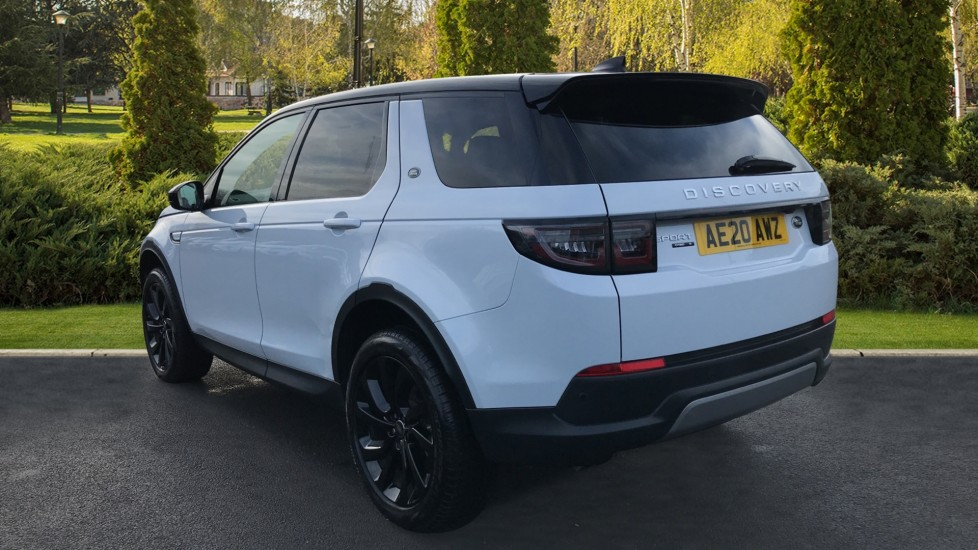 Land Rover Discovery Sport 2.0 D180 S 5dr image 2