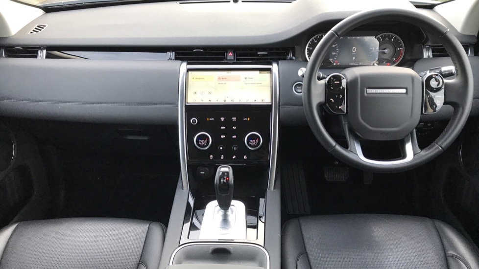 Land Rover Discovery Sport 2.0 D180 S 5dr image 9