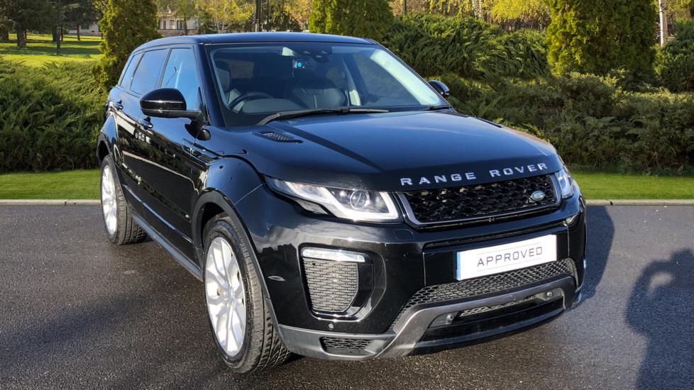 Land Rover Range Rover Evoque 2.0 TD4 HSE Dynamic 5dr Diesel Hatchback (2016)