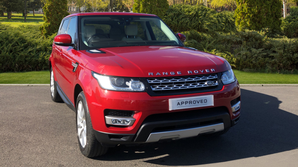 Land Rover Range Rover Sport 2.0 SD4 HSE 5dr Diesel Automatic Estate (2017)