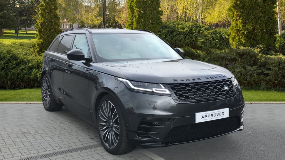 Land Rover Range Rover Velar 3.0 D300 R-Dynamic HSE Pan roof and Rear Camera Diesel Automatic 5 door Estate