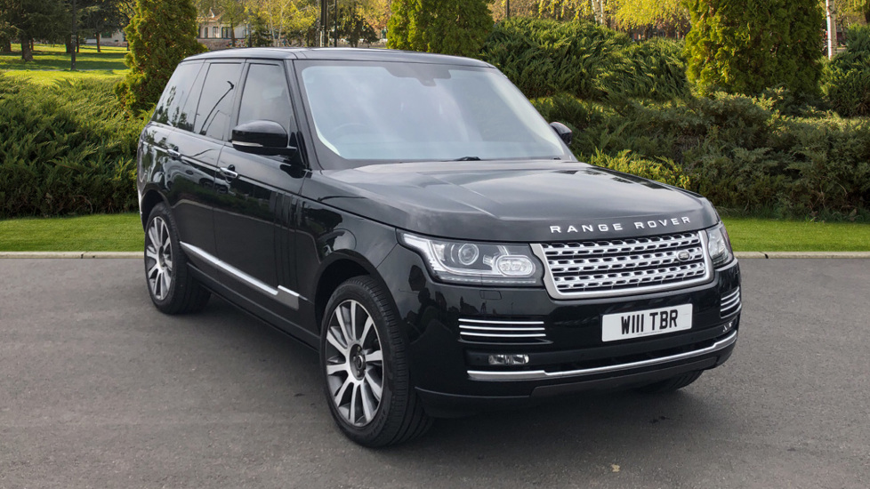 Land Rover Range Rover 4.4 SDV8 Vogue SE 4dr Diesel Automatic 5 door Estate (2013) image