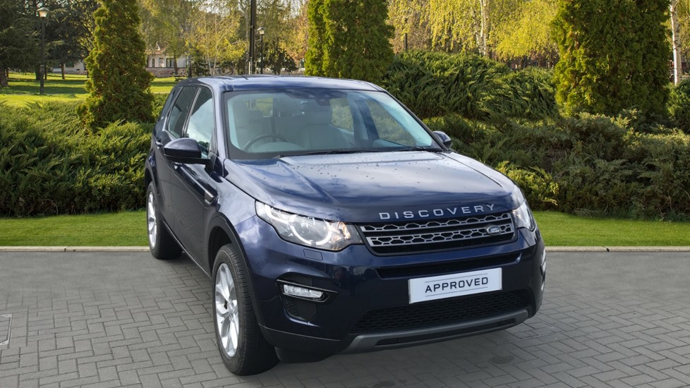 Land Rover Discovery Sport 2.0 TD4 180 SE Tech 5dr - Ambient Interior Lighting Parking Aid# Diesel 4x4