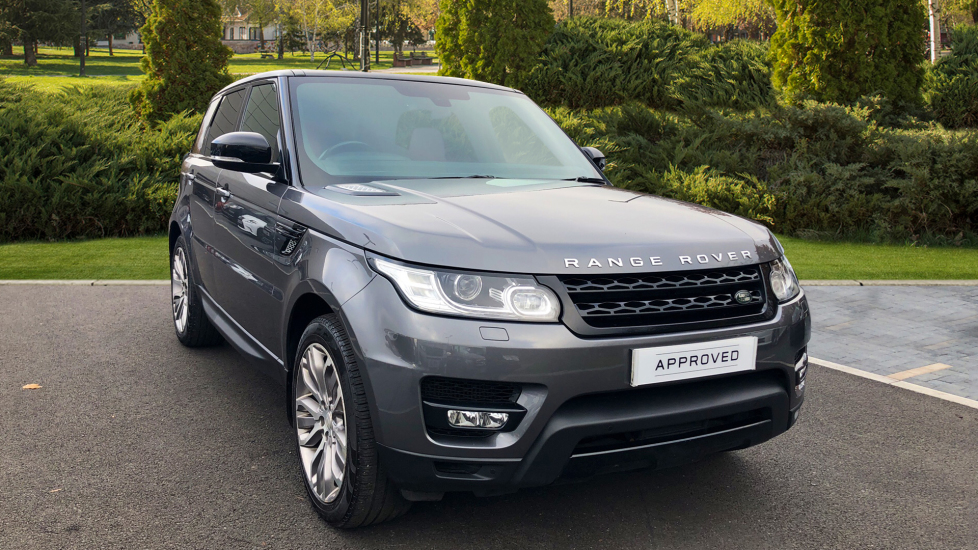 Land Rover Range Rover Sport 3.0 SDV6 HSE Dynamic 5dr Diesel Automatic 4x4 (2014) image