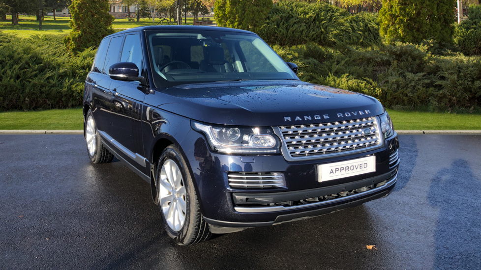 Land Rover Range Rover 3.0 TDV6 Vogue SE 4dr Diesel Automatic 5 door Estate (2016) at Land Rover Swindon thumbnail image