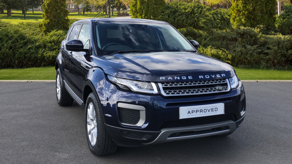 Land Rover Range Rover Evoque 2.0 TD4 SE 5dr Diesel Hatchback (2017)
