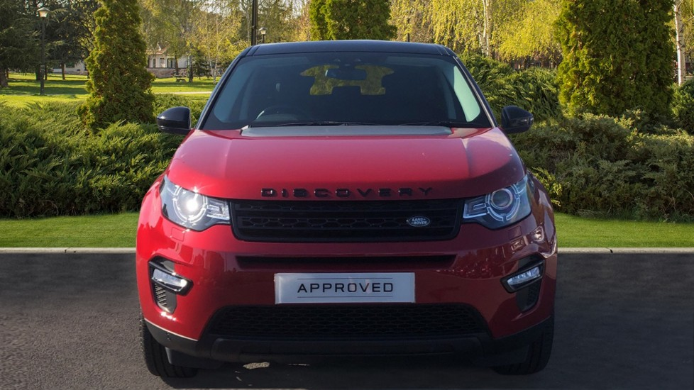 Land Rover Discovery Sport 2.0 TD4 180 HSE Black 5dr image 7
