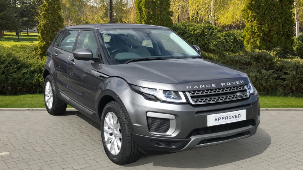 Land Rover Range Rover Evoque 2.0 eD4 SE 5dr 2WD Heated front seats and 360 degree parking sensors  Diesel Hatchback