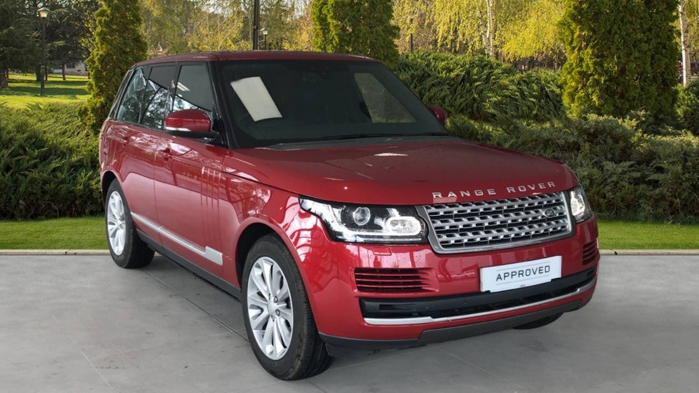 Land Rover Range Rover 3.0 SDV6 Vogue 4dr rear camera and sliding pan roof Diesel Automatic 5 door Estate