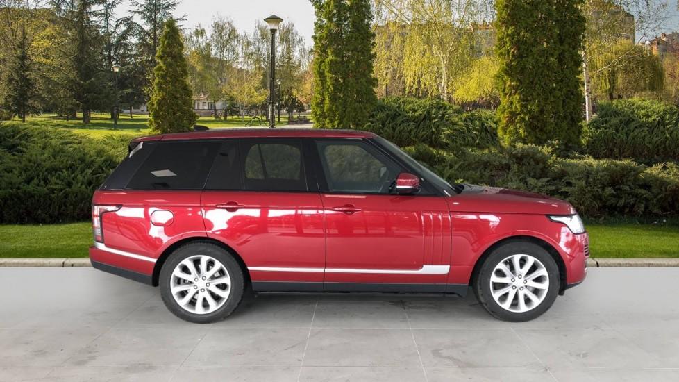Land Rover Range Rover 3.0 SDV6 Vogue 4dr rear camera and sliding pan roof image 5
