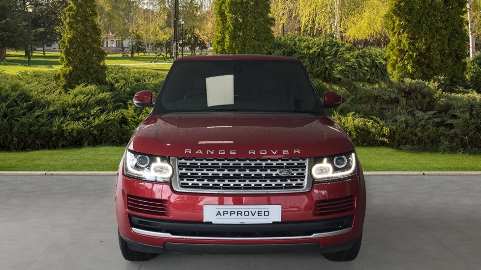 Land Rover Range Rover 3.0 SDV6 Vogue 4dr rear camera and sliding pan roof image 7
