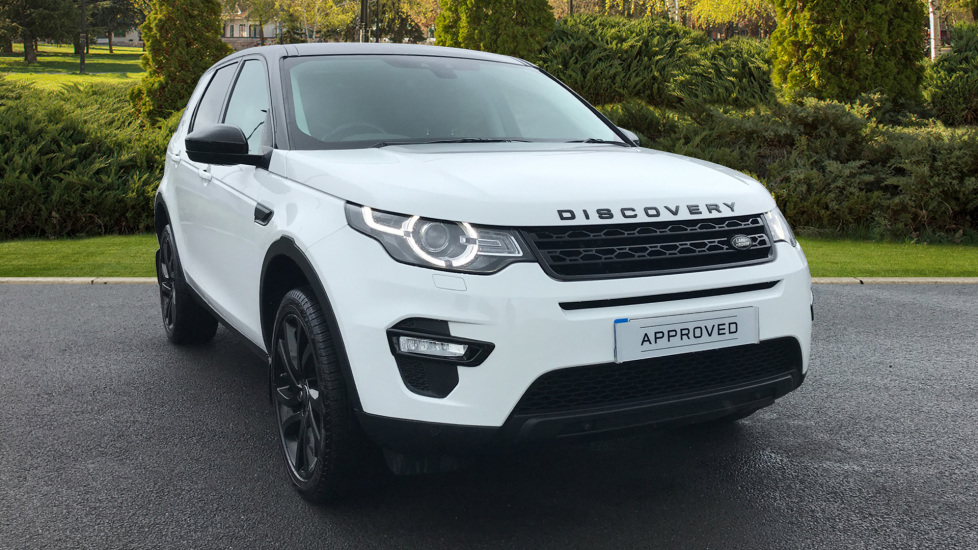 Land Rover Discovery Sport 2.0 TD4 180 HSE Black 5dr Diesel Automatic Estate (2016)