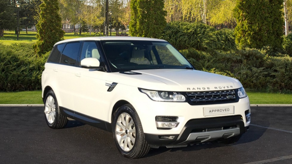 Land Rover Range Rover Sport 3.0 SDV6 HSE 5dr Diesel Automatic Estate (2014)