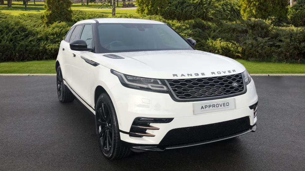 Land Rover Range Rover Velar 2.0 P250 R-Dynamic HSE 5dr Automatic Estate (2018) at Land Rover Swindon thumbnail image