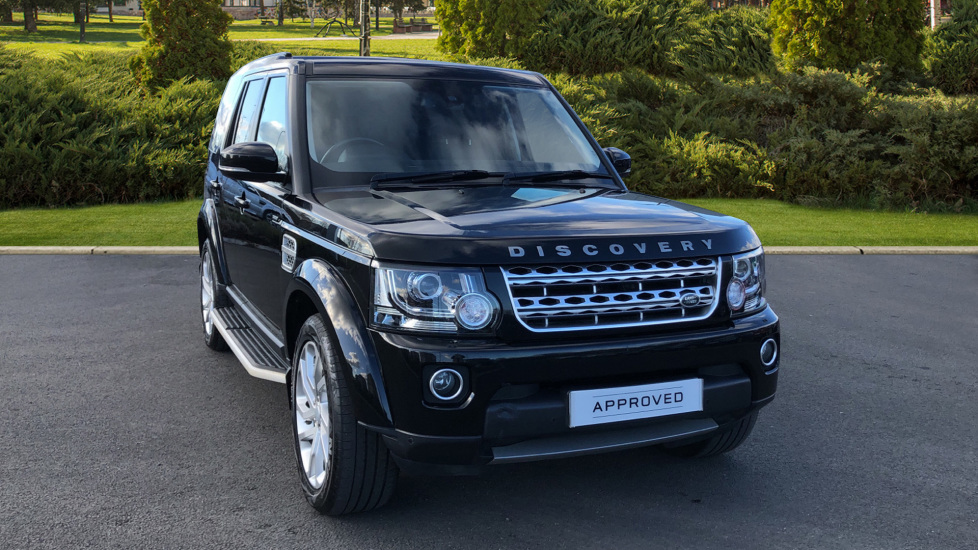 Land Rover Discovery 3.0 SDV6 HSE 5dr Diesel Automatic 4x4 (2015)