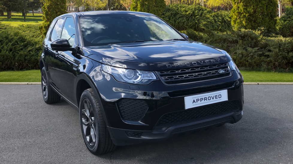 Land Rover Discovery Sport 2.0 TD4 180 Landmark 5dr Diesel Automatic 4x4 (2018)