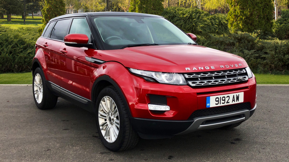 Land Rover Range Rover Evoque 2.2 SD4 Pure 5dr [Tech Pack] Diesel Hatchback (2013) image