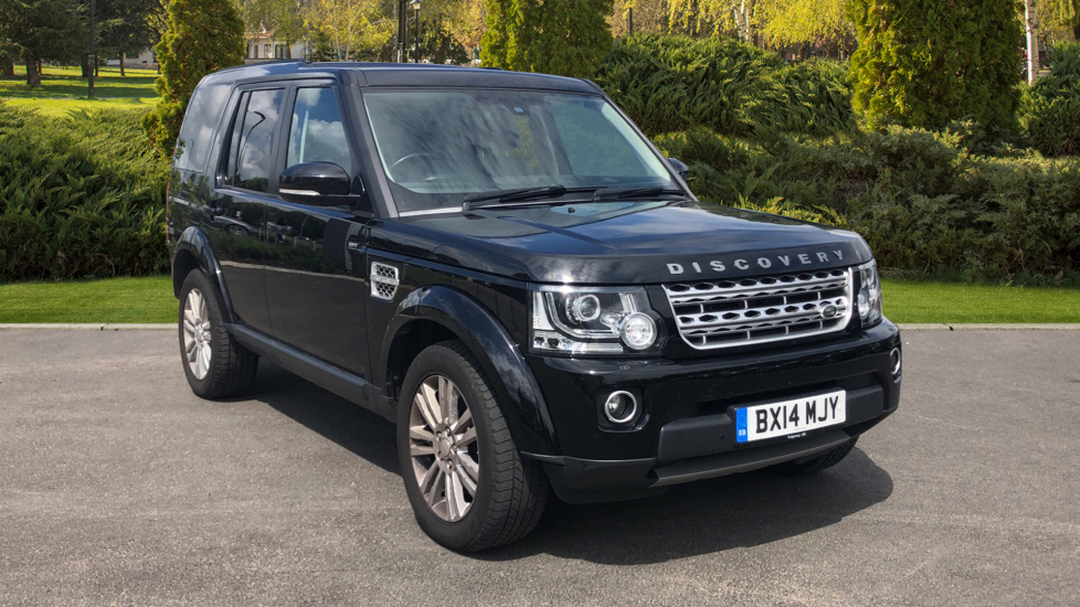 Land Rover Discovery 3.0 SDV6 HSE 5dr Diesel Automatic 4x4 (2014) image