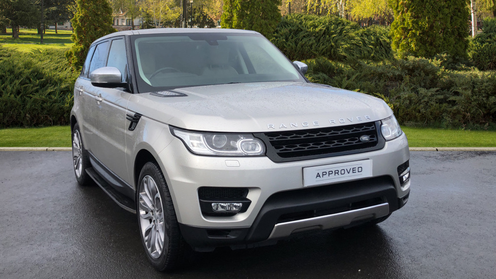 Land Rover Range Rover Sport 3.0 SDV6 HSE Dynamic 5dr Diesel Automatic Estate (2014)