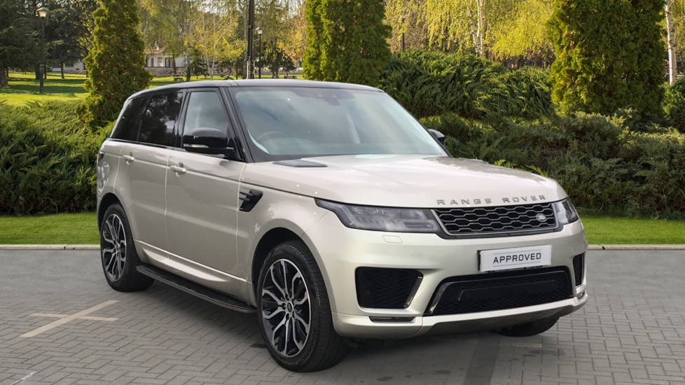 Land Rover Range Rover Sport 3.0 SDV6 HSE Dynamic with Panoramic Sunroof, Meridian Audio and Heated Seats Diesel Automatic 5 door Estate