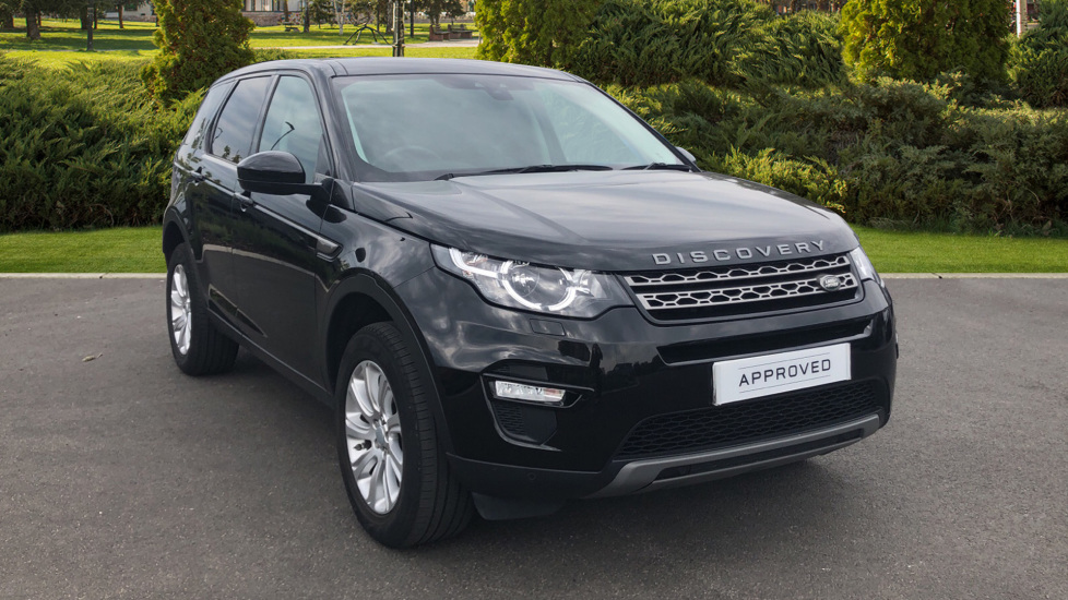 Land Rover Discovery Sport 2.0 TD4 180 SE Tech 5dr Auto Diesel Automatic 4x4 (2016) image