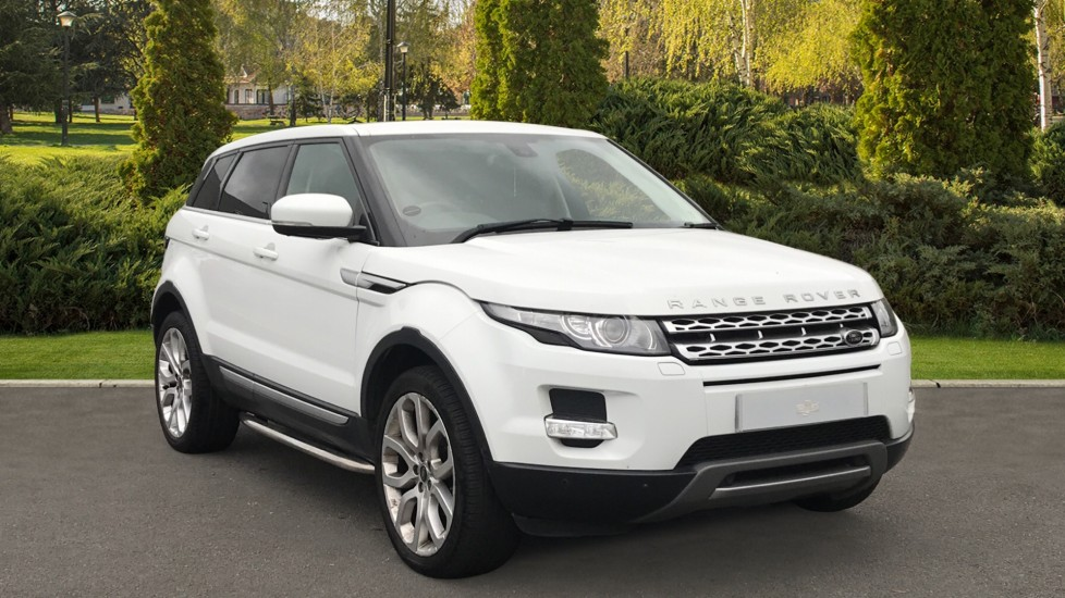 Land Rover Range Rover Evoque 2.2 SD4 Prestige [Lux Pack] with Digital TV, Panoramic Sunroof and Heated Seats Diesel Automatic 5 door Hatchback