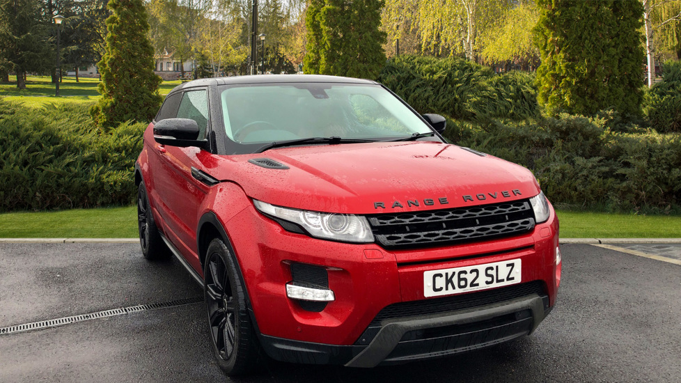 Land Rover Range Rover Evoque 2.2 SD4 Dynamic 3dr [Lux Pack] Diesel Automatic Coupe (2012) image
