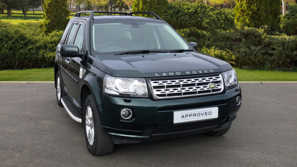 Land Rover Freelander 2.2 SD4 XS 5dr Diesel Automatic 4x4 (2013)
