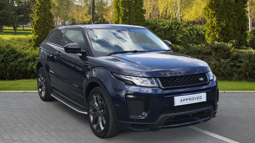 Land Rover Range Rover Evoque 2.0 TD4 Autobiography Diesel Automatic 3 door Coupe
