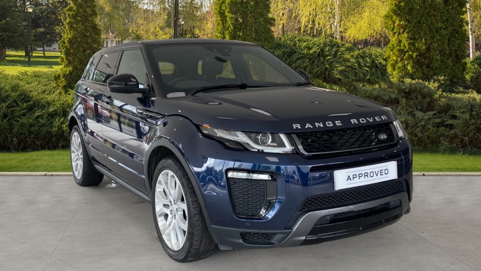 Land Rover Range Rover Evoque 2.0 TD4 HSE Dynamic - Metallic paint, Privacy glass, fixed pan roof 1999.0 Diesel Automatic 5 door Hatchback