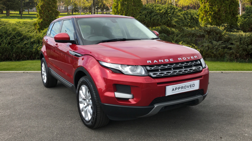Land Rover Range Rover Evoque 2.2 eD4 Pure 5dr [Tech Pack] 2WD Diesel Hatchback (2014)