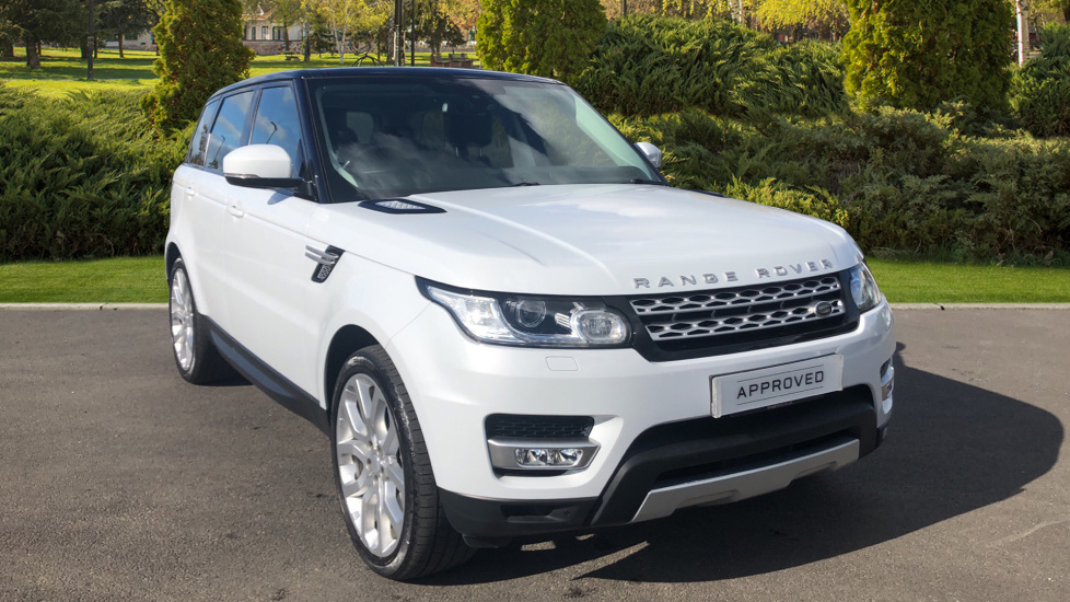 Land Rover Range Rover Sport 3.0 SDV6 [306] HSE 5dr Diesel Automatic Estate (2015) at Land Rover Swindon thumbnail image