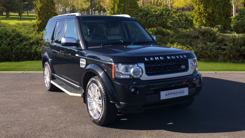 Land Rover Discovery 3.0 SDV6 HSE Luxury 5dr Diesel Automatic 4x4 (2012) image