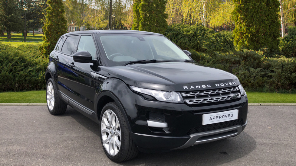 Land Rover Range Rover Evoque 2.2 SD4 Pure 5dr [9] Diesel Automatic 4x4 (2015) image