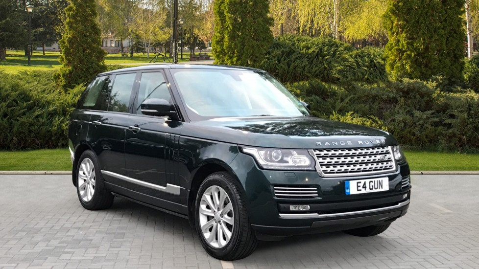 Land Rover Range Rover 4.4 SDV8 Vogue SE 4dr Panoramic Sunroof Number Plate Included Diesel Automatic 5 door Estate