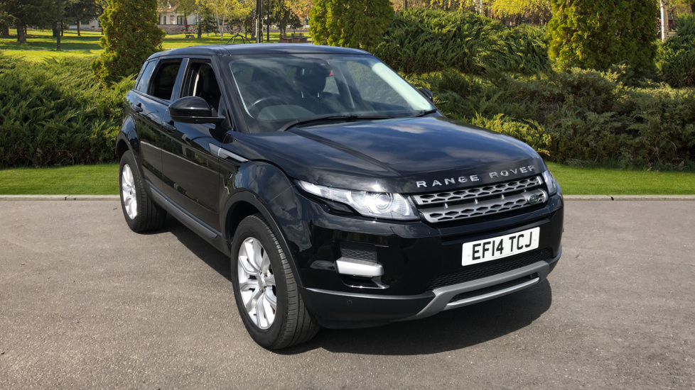 Land Rover Range Rover Evoque 2.2 SD4 Pure 5dr [Tech Pack] Diesel Automatic Hatchback (2014) available from Land Rover Woodford thumbnail image