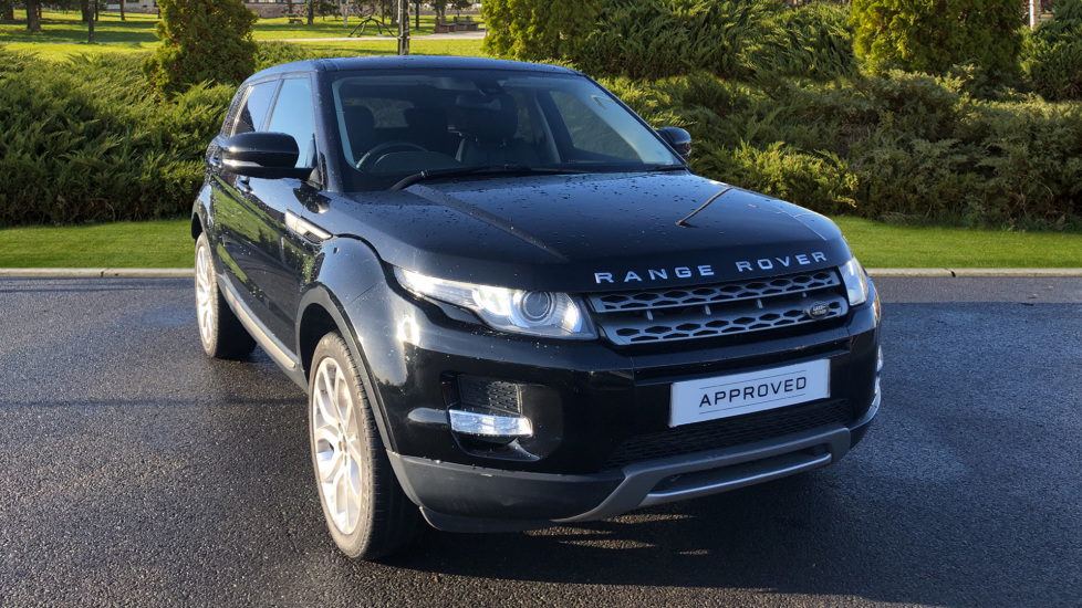 Land Rover Range Rover Evoque 2.2 SD4 Pure 5dr Diesel Hatchback (2013) at Land Rover Hatfield thumbnail image