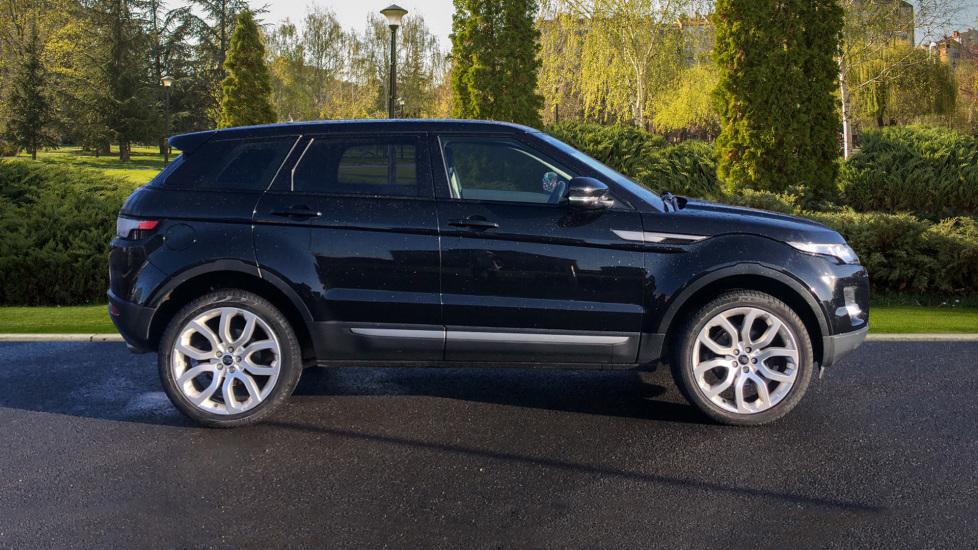 Land Rover Range Rover Evoque 2.2 SD4 Pure 5dr image 5