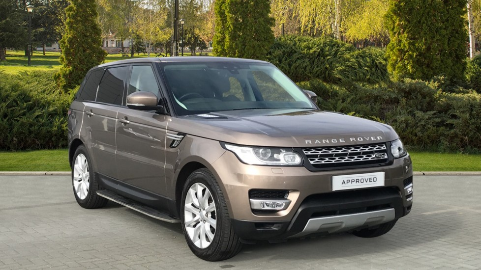 Land Rover Range Rover Sport 3.0 SDV6 [306] HSE with Heated Seats and Reverse Camera Diesel Automatic 5 door Estate