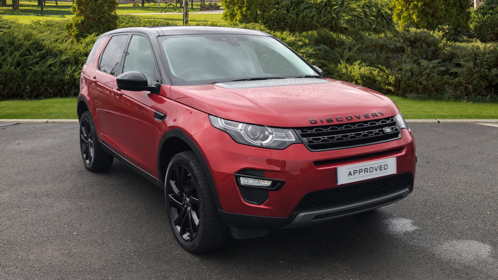 Land Rover Discovery Sport 2.0 TD4 180 HSE Black 5dr Diesel Automatic 4x4 (2017) at Land Rover Swindon thumbnail image