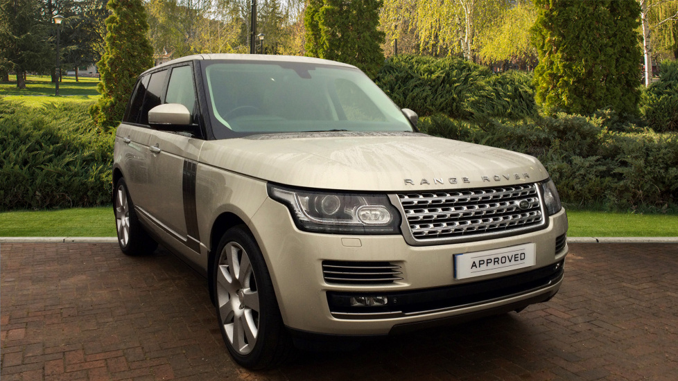 Land Rover Range Rover 5.0 V8 Supercharged Autobiography 4dr [SS] Automatic 4x4 (2014) image